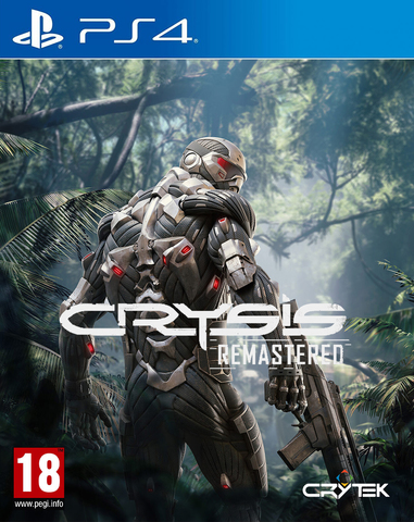 Crysis Remastered PS4 | PS5