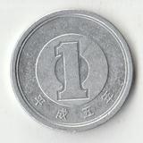K13066 1993 Япония 1 йена