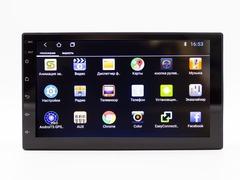 Автомагнитола 2DIN универсальная  Android 9.0 2/16GB IPS модель CB 3040T3L