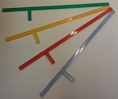 Цветная полоска для вентилятора S&P Silent 200 Design