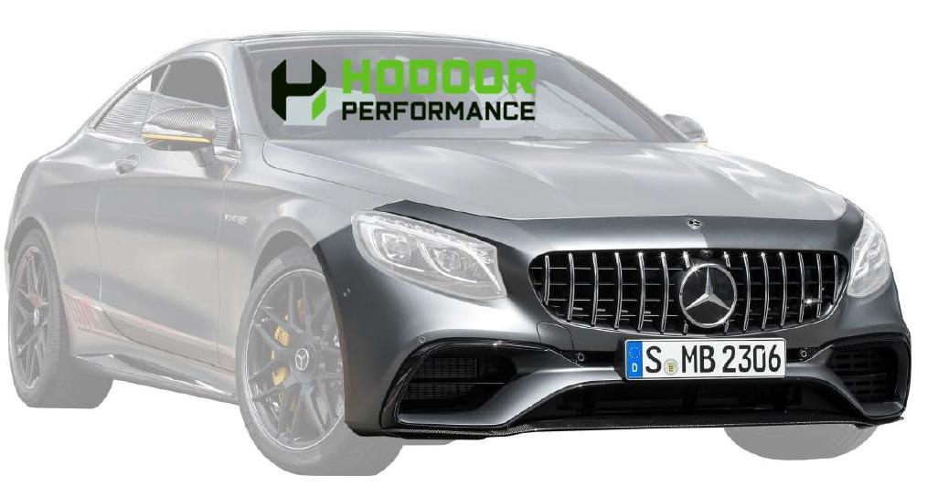 Рестайлинг комплект Mercedes-Benz С217 S63 AMG Carbon