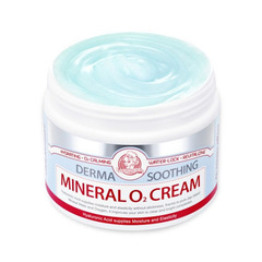 Кислородный Крем Nightingale Derma Soothing Mineral O2 Cream 100ml