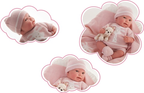 Munecas Antonio Juan Кукла Реборн младенец