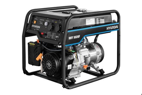 Кожух для бензинового генератора HYUNDAI HHY 5020F