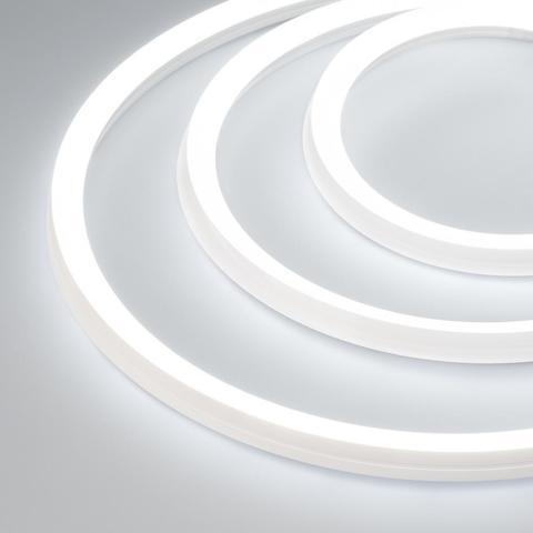 Гибкий неон SMD2835-120 LED/м-220 В-6,5 Вт/м-IP67-6000 K (25м) TDM