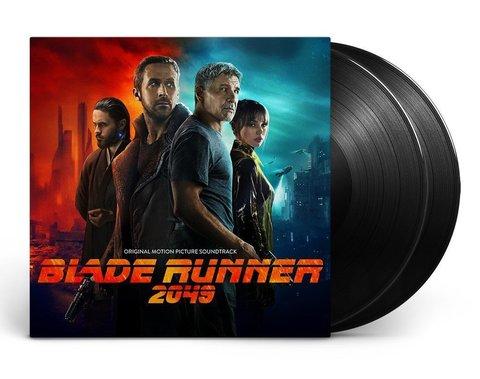 Виниловая пластинка. OST Blade Runner 2049