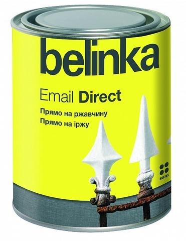 Belinka Email Direct Антикоррозийная эмаль