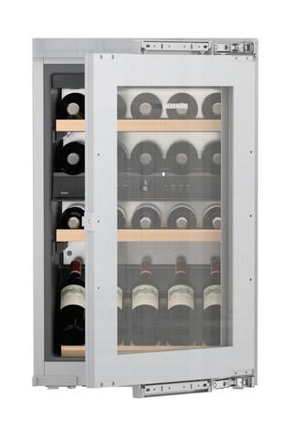 Встраиваемый винный шкаф Liebherr EWTdf 1653 Vinidor