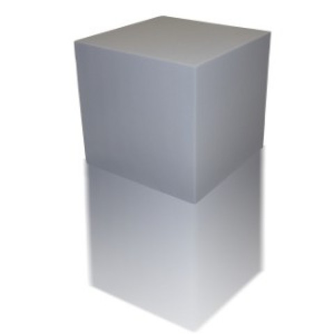 Басловушка Куб ECHOTON FIREPROOF 20x20x20cm   из материала  меламин  серый