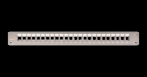 Патч-панель NIKOMAX NMC-RP24-BLANK-1U-MT