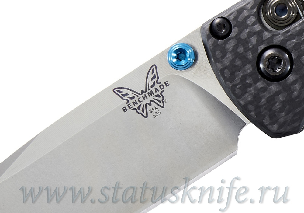 Нож Benchmade BUGOUT 535-3 Limited S90V - фотография