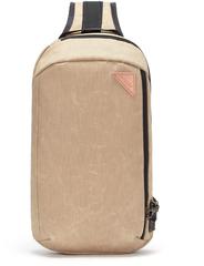 Рюкзак однолямочный  Pacsafe Vibe 325 sling, горчичный, 10 л. - 2