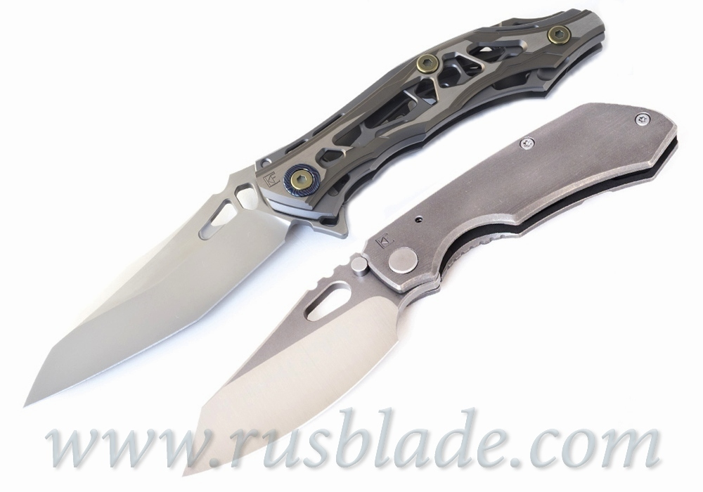SET CKF Evolution 2.0 grey Ti & CKF DCPT Tano M390