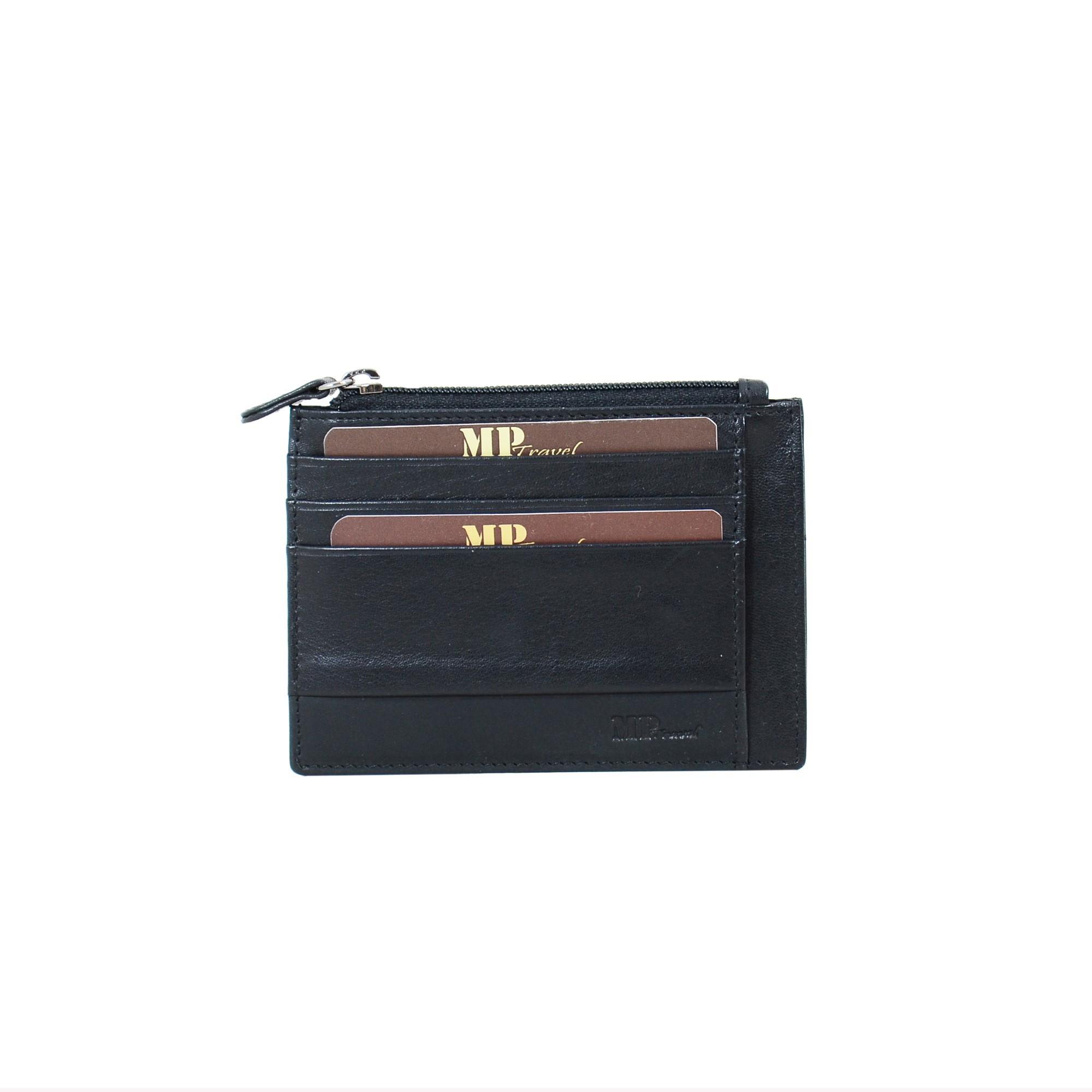 B123184R Preto - Футляр для карт MP с RFID защитой