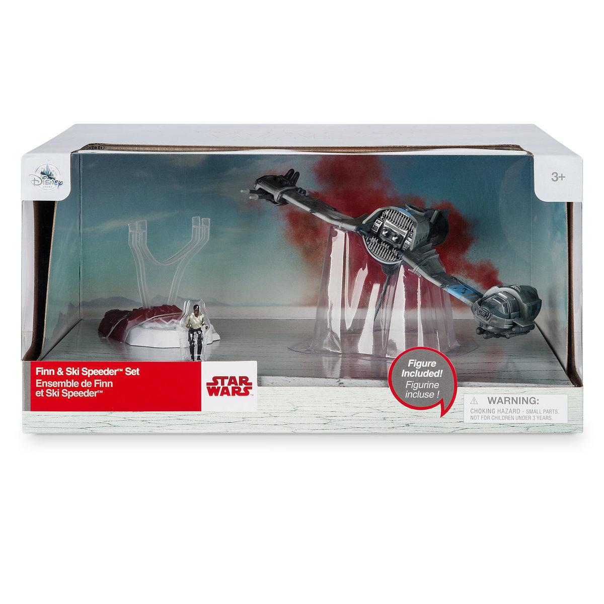 Набор Финн и скай-спидер - Disney Exclusive