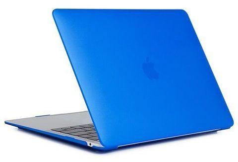 Накладка пластик MacBook Pro Retina 13.3 (2020) /matte royal blue/ DDC