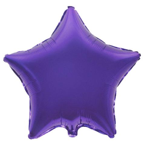 Звезда Фиолетовый, 45 см