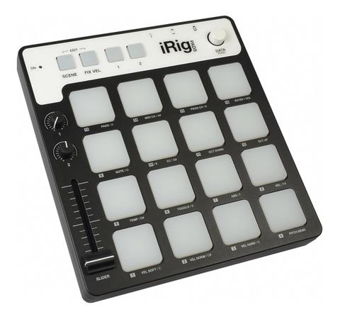IK MULTIMEDIA iRig Pads MIDI MIDI контроллер