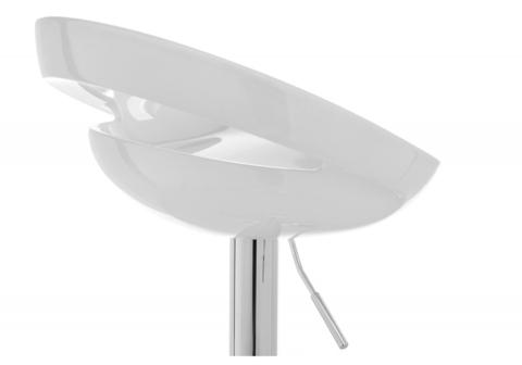 Барный стул Alfa белый