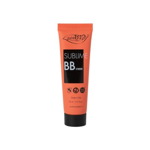 BB крем влагостойкий цвет 01 | PuroBio