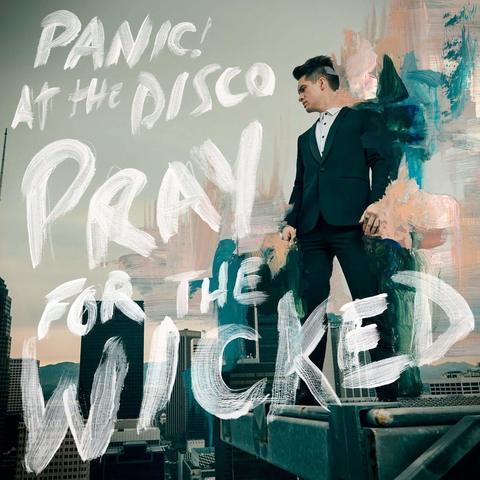 Виниловая пластинка. Panic! At The Disco - Pray For The Wicked