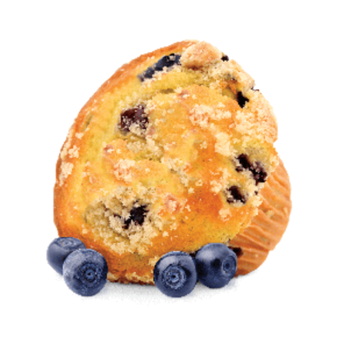 Fumari Blueberry Muffin