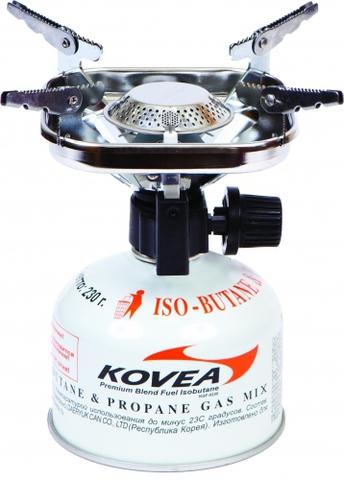 Картинка горелка туристическая Kovea квадратная ТКВ-8901  - 1