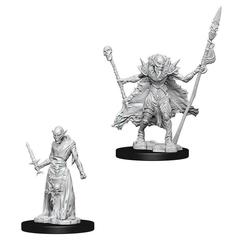 Pathfinder Battles Deep Cuts Unpainted Miniatures - Ghouls