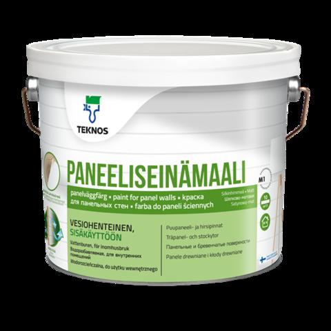 TEKNOS PANEELISEINAMAALI/ТЕКНОС ПАНЕЛИЗЕЙНАМААЛИ Краска для панельных стен