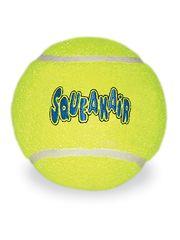 """Игрушка для собак KONG Air """"Теннисный мяч"""" большой 8 см"""