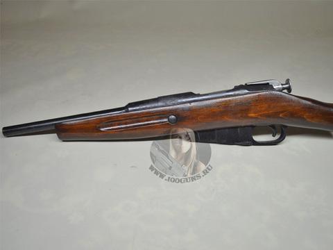 Охолощенный Обрез винтовки Мосина