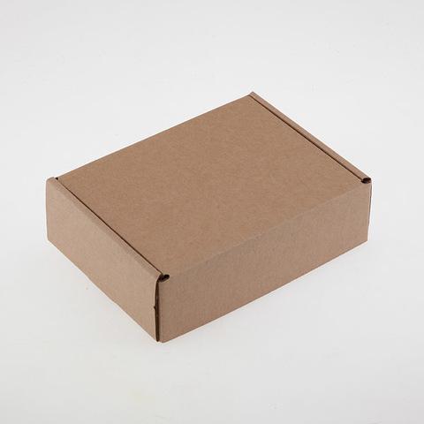 Коробка-крафт плотная, размер 13*10*4 см