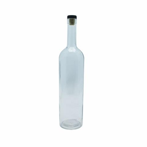 Бутылка 1 литр с пробкой