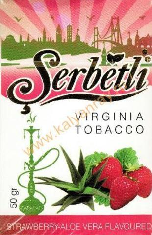 Serbetli Strawberry Aloe-Vera