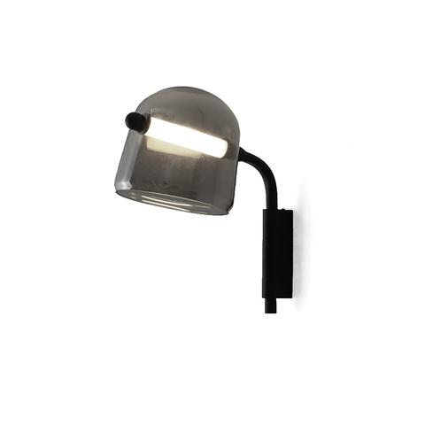 Настенный светильник копия Mona by Brokis (дымчатый)