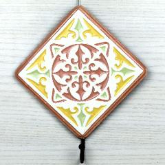 Набор для росписи панно-вешалки №3