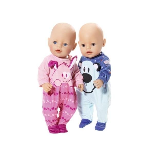 Zapf Creation Baby born 824-566 Бэби Борн Комбинезончики