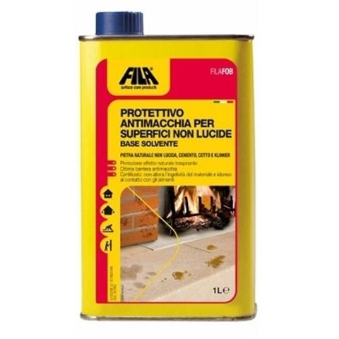 Fila Fob/Фила Фоб Защитная пропитка от пятен для не полированных поверхностей