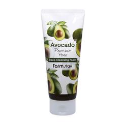 Farm Stay - Пенка с экстрактом авокадо, 180мл