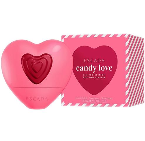 Escada: Candy Love женская туалетная вода edt, 30мл/50мл/100мл