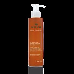 Nuxe Рэв де Мьель Очищающий гель для снятия макияжа