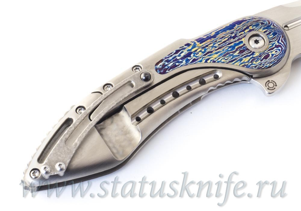 Нож Todd Begg Glimpse Custom Knives - фотография