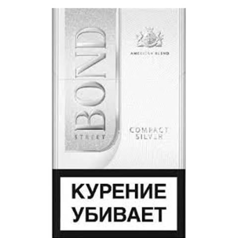 Бонд Компакт Сильвер Табак