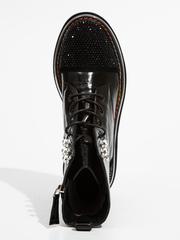 Кожаные ботинки Tuffoni 1220044 черные