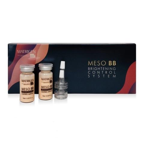 BB сыворотка MATRIDGEN MesoBB 1 упаковка 5 ампул по 10 мл.