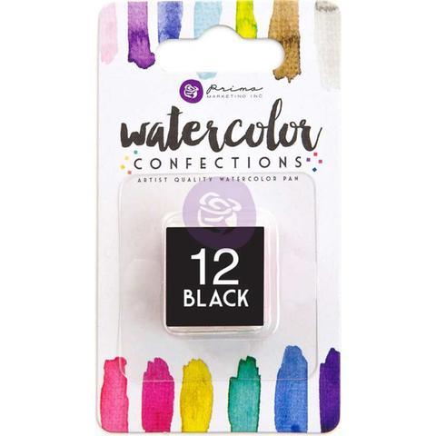 Акварельные краски штучно Prima Watercolor Confections Watercolor Pan Refill - Цвет 12