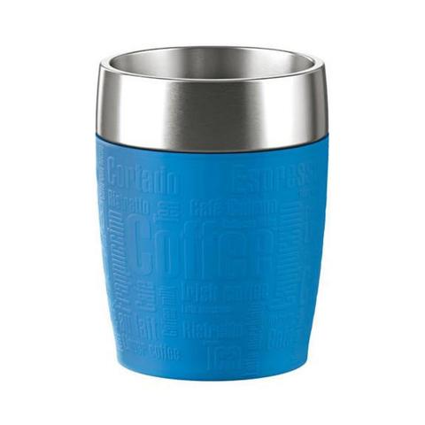 Термокружка Emsa Travel Cup (0,2 литра), синяя