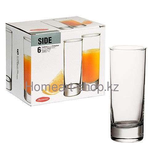 Набор стаканов  Pasabahce Side   215ml 6 шт.  42438-6