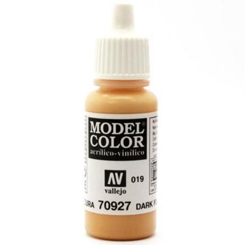 Model Color Dark Flesh 17 ml.