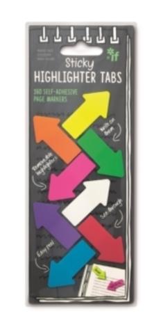 Sticky Highlighter Tabs